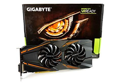 Gigabyte GeForce GTX 1070 WINDFORCE OC Video Graphics Cards (GV-N1070WF2OC-8GD)