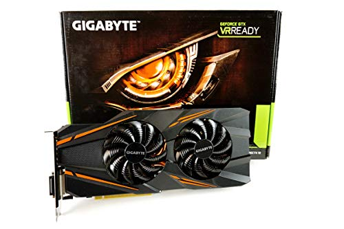 Gigabyte GeForce GTX 1070 WINDFORCE OC NVIDIA GeForce GTX 1070 8GB - graphics cards (Active, ATX, NVIDIA, GeForce GTX 1070, GDDR5-SDRAM, PCI Express x16 3.0)