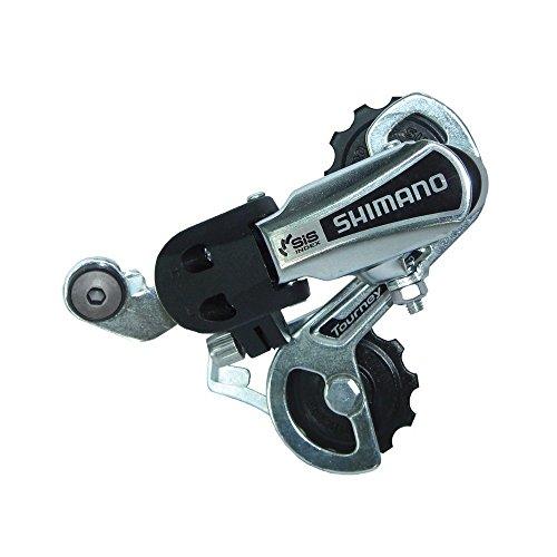 Shimano Tourney RDTY21 Dérailleur Shimano Mixte - Argent - 6 Vitesses