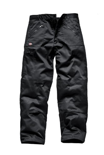 Dickies Arbeitshose Redhawk Action Bundhose WD814 Black Gr.56