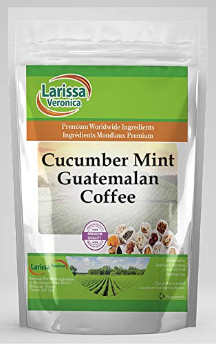 Cucumber Mint Spring new work one after another Challenge the lowest price of Japan ☆ Guatemalan Coffee Gourmet Naturally Flavored Wh