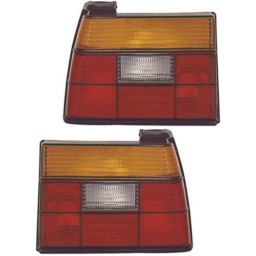 Rückleuchte Heckleuchte Set links & rechts rot ohne Lampenträger für Model Jetta II 19E 1G2 165