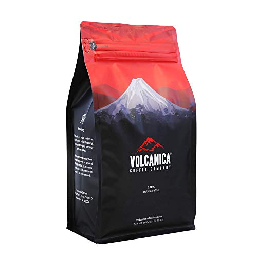 El Salvador Coffee, Whole Bean, Fresh Roasted, 16-ounce