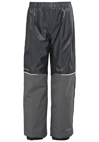 VAUDE Kinder Hose Escape Pants V, black, 122/128, 403280101280