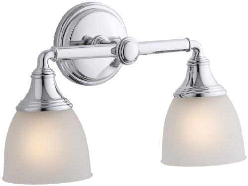 KOHLER 10571-CP Devonshire Light Sconce, Polished -