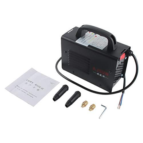 sdfghzsedfgsdfg 220V Ajustable de mano Inversor IGBT Soldadora de arco eléctrico Máquina de soldadura Pantalla digital Mini herramienta de soldadura portátil