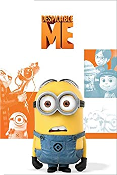 Despicable Me: Screenplay by [Meredith Day]