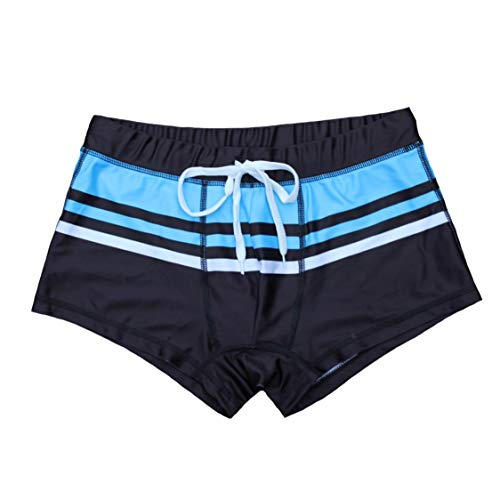 5th Industry Mens Swim Brief Square Leg Swimsuit