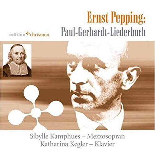 Paul-Gerhardt-Liederbuch, 1 Audio-CD (edition chrismon)