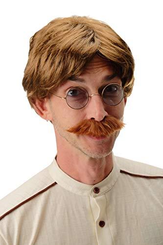 comprar pelucas pelirrojas hombre en línea