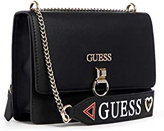 GUESS Womens Leonie Cross-Body Bag