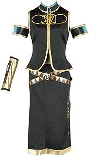CosplayLife Vocaloid CV03 Megurine Luka Cosplay Costume for Women Full Set