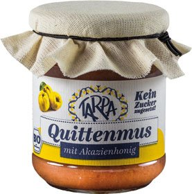 3er-SET Quittenmus 200g Tarpa