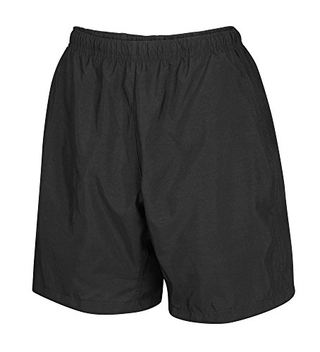 BDI Cycling Apparel Damen Women\'s Mountain Bike Shorts, schwarz, X-Groß