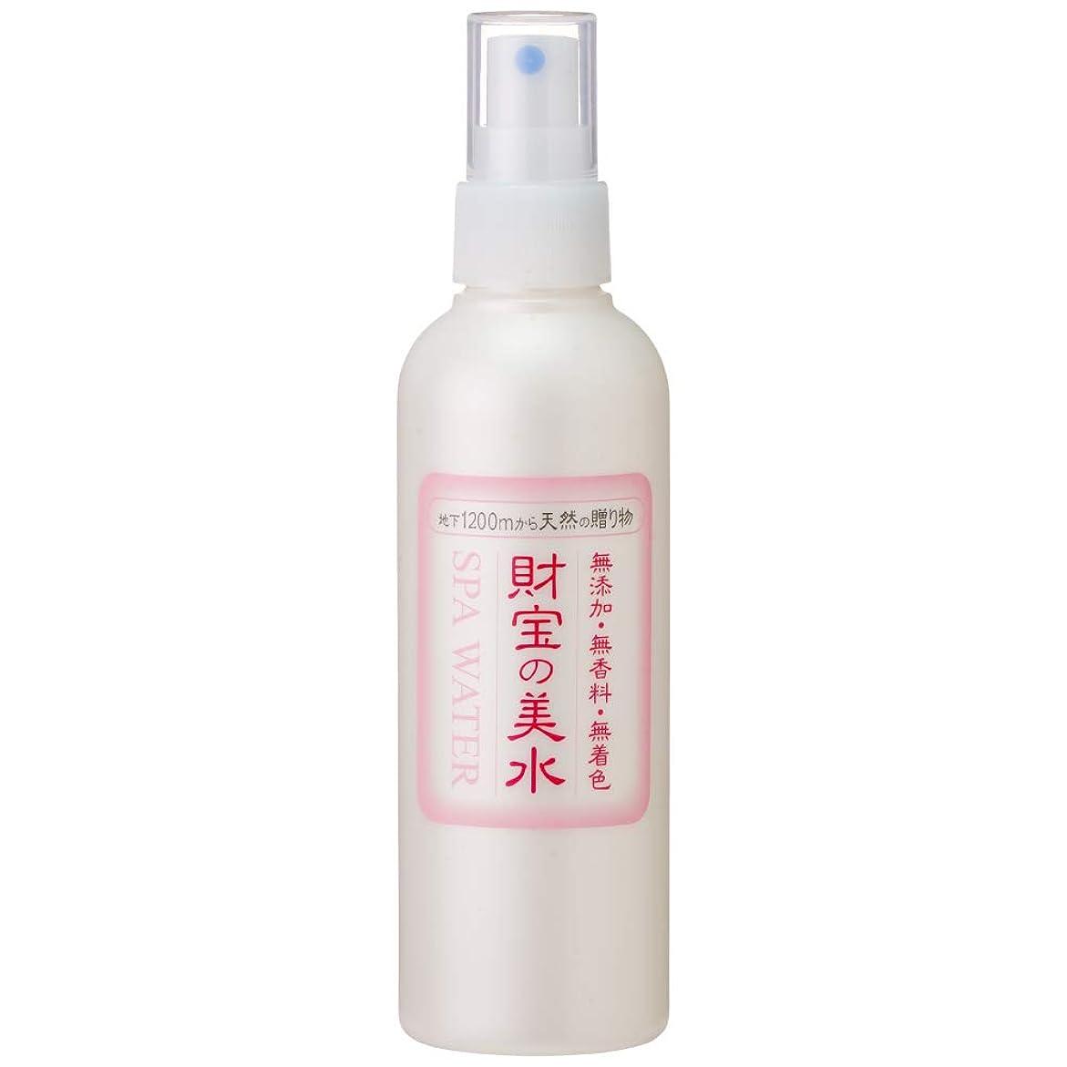 立場する必要がある魅了する財宝 温泉 美水 ミスト 化粧水 200ml