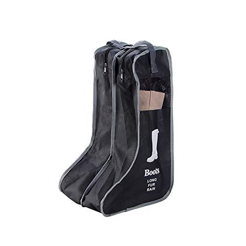 CXZC Botas Bolsa de Almacenamiento de Zapatos Organizador de Viajes Bolsas de Zapatos Impermeables portátiles Guardapolvo Bolsa Protectora Organizador de Armario Debajo de la Cama