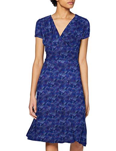 Joe Browns Damen Flattering Jersey Dress Lssiges Kleid, A-Blues, 38