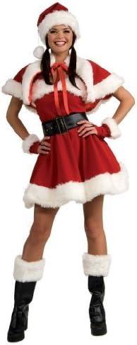 Santa Costume Christmas Shirts for Women Santa Suit T-shirt Women/'s Holiday Top