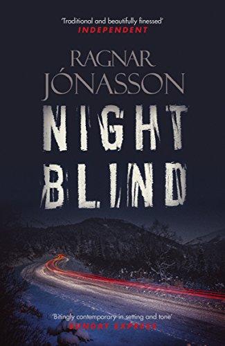 Nightblind (Dark Iceland) (English Edition)