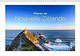 Phares de Nouvelle-Zélande (Calendrier mural 2021 DIN A3 horizontal): Les plus beaux phares de la côte néo-zélandaise. (Calendrier mensuel, 14 Pages )