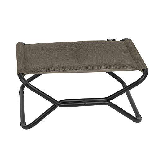 Lafuma NEXT AC Hocker/Fußstütze, Air Comfort, Taupe, 66,5x51x35 cm