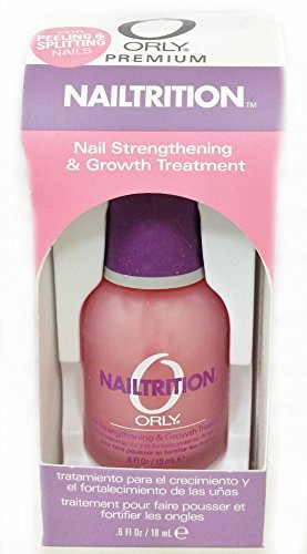 Orly nailtrition nail Strengthening & Growth Treatment For Peeling & Splitting Nails (.6 oz.)