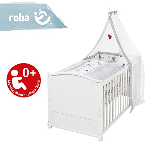 Roba Kombi-Kinderbett Adam und Eule - 12