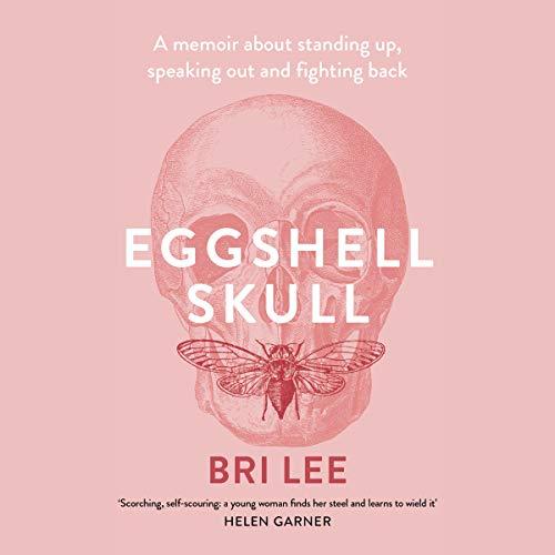 Eggshell Skull audiobook cover art