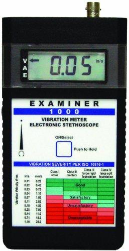 Monarch Examiner 1000 System Vibration Meter