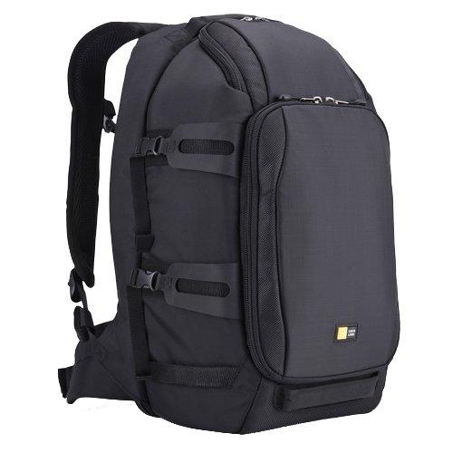 Case Logic DSB101 - Custodia a zaino con scompartimenti per accessori per macchine fotografiche DSLR, colore: Nero