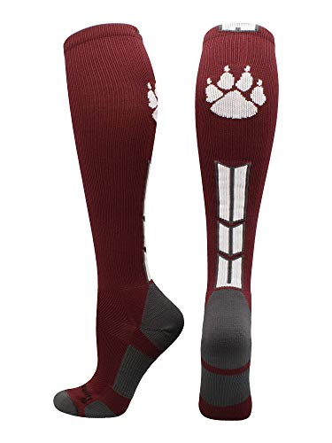 MadSportsStuff Wild Horses Equestrian Athletic Over The Calf Socks