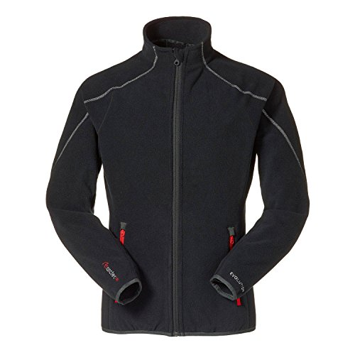 Musto 2016 Essential Fleece Jacket Black SE0057 Sizes- - Small