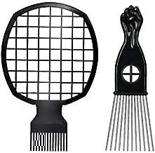 Twist Comb,Afro Natural Hair Comb,Twist Comb For Natural Hair,Pick Hair Twist Comb Set