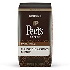 MAJOR DICKASON'S BLEND: Conceived by Mr. Peet and his most discerning customer, Major Dickason's Blend has become the coffee that epitomizes the rich, flavorful taste of Peet's FLAVOR & ROAST: Incomparable world blend, rich, complex, and full-bodied....