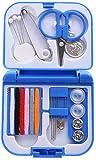 Aokshen - Mini Kit de Costura para el hogar, Viajes y Uso de Emergencia, fácil de Llevar
