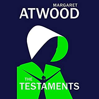 The Testaments cover art