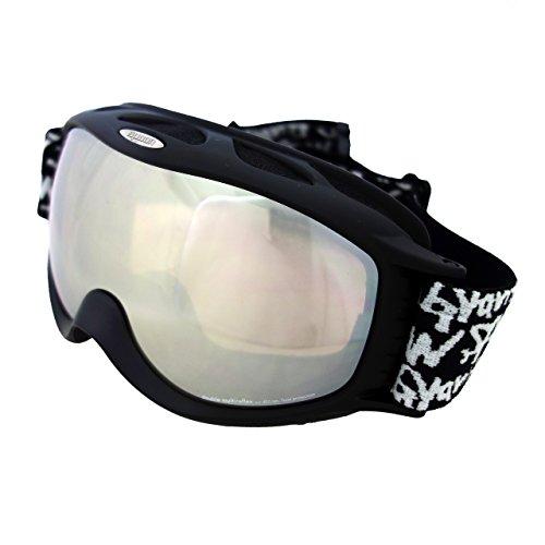 『SPOON ユニセックス スキーゴーグル ヘルメット対応可 球面レンズ ダブルレンズ メンズ レディース 男女共用』の1枚目の画像