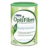NESTLE HEALTH SCIENCE OPTIFIBRE Constipation Transit, Double Action Laxative, Flore intestinale, Poudre à diluer - Boîte de 250g