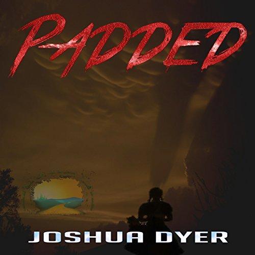 Padded audiobook cover art