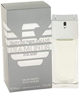 Emporio Ârmani Diamonds Cologne by Giorgîo Ârmani for Men EDT Spray 1.7 FL. OZ./50 ml