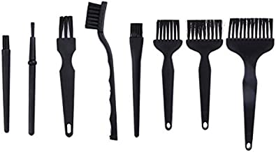 Cleaning Brushes Set - 8 Pieces/Set Anti Static Cleaning Brushes Set Repair Dust Detailing Cleaning Tool for Phone Tablet Electronic Products