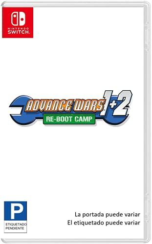 Advance Wars 1 + 2 Reboot Camp - Nintendo Switch