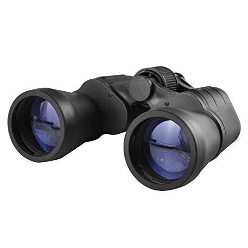 SSEA 20x50 Prismatic Blue Film Coated Lens HD Binocular (Black)