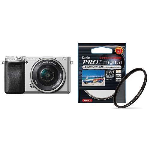 SONY『デジタル一眼カメラ α6400 パワーズームレンズキット(ILCE-6400L)』