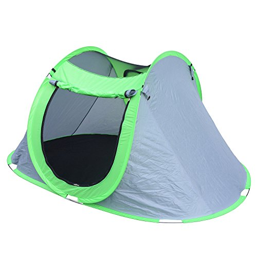 nean Popup Zelt Wurfzelt Campingzelt Strandzelt Treckingzelt für 2 Personen