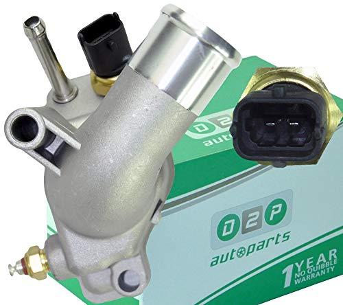 voor Opel Corsa C/GST, MERIVA, SIGNUM 1.8 thermostaat met behuizing 6338005
