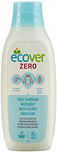 Ecover Zero Weichspüler, 6er Pack (6 x 750 ml)