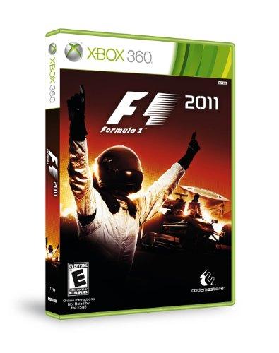 THQ F1 2011 - X360 - Juego (ENG)