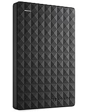 Seagate Expansion, Extern Portabel Hårddisk 4 TB USB 3.0, svart, Notebook, PC, Mac, Xbox, PS4 (STEA4000400)