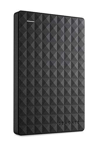 Seagate STEA4000400 Expansion - Unidad portátil, 4TB, USB 3.0
